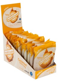Justine's Protein Cookies - Caramel White Chocolate (12 x 40g)
