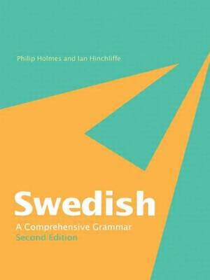 Swedish: A Comprehensive Grammar by Philip Holmes image