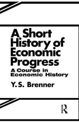 A Short History of Economic Progress by Y.S. Brenner image