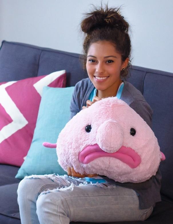 Blobfish - Stuffed Plush Toy
