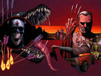 Wolverine: Old Man Logan by Mark Millar