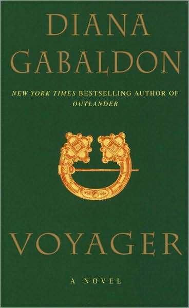 Voyager (Outlander #3) (US Ed.) by Diana Gabaldon