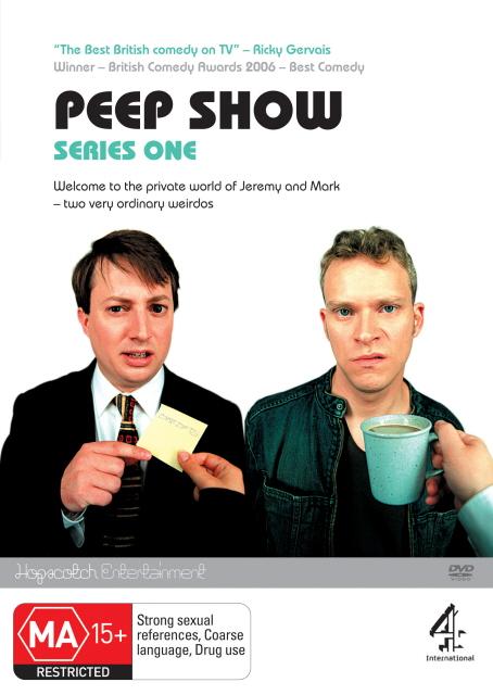 Peep Show - Series 1 on DVD image