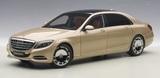 Autoart: 1/18 Mercedes Maybach S-klasse (S600) - Diecast Model