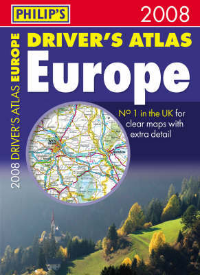 Philip's Driver's Atlas Europe image