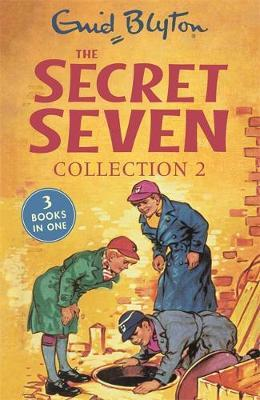 The Secret Seven Collection 2 by Enid Blyton