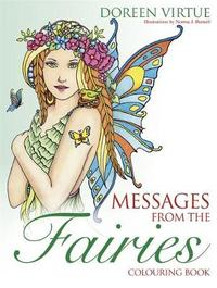 Messages from the Fairies Colouring Book by Doreen Virtue