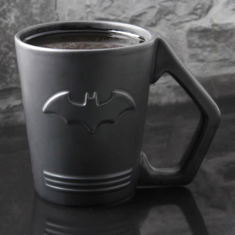 DC Comics: Batman Shaped Mug image