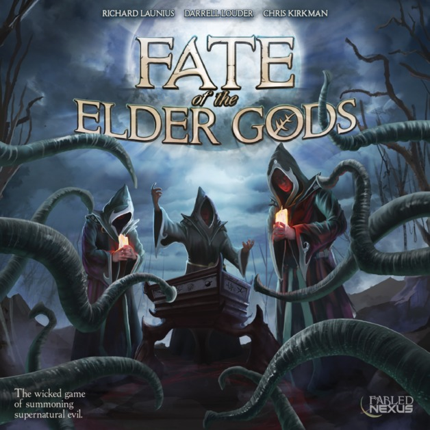 Fate of the Elder Gods - Board Game
