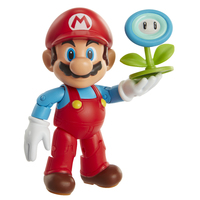 Nintendo World: Character Figure - Ice Mario