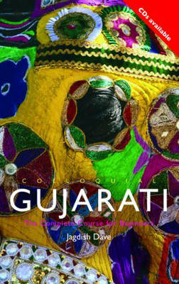 Colloquial Gujarati by Jagdish Dave image