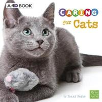 Caring for Cats by Tammy Gagne image