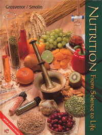 Nutrition: From Science to Life by Mary B. Grosvenor image