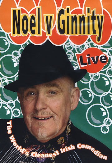 Noel V. Ginnity - Live on DVD image