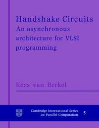 Handshake Circuits by Kees Van Berkel image