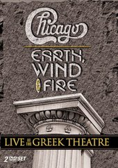 Chicago And Earth Wind And Fire - Live At The Greek Theatre (2 Disc Set) on DVD