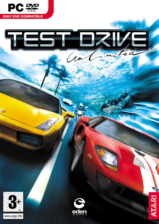 Test Drive Unlimited for PC Games