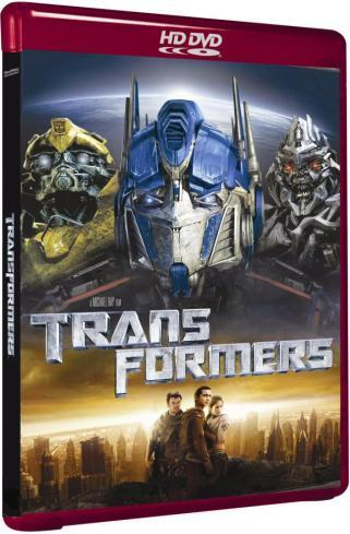 Transformers - Special Edition (2 Disc) on HD DVD