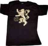 Game of Thrones Lannister Hear Me Roar Men's T-Shirt - XL