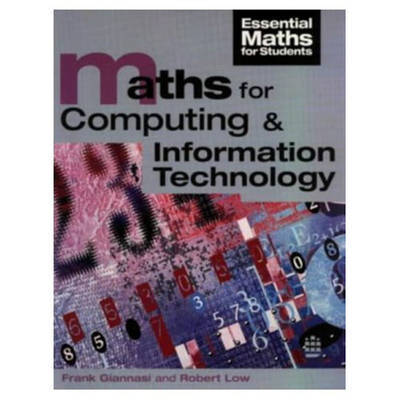 Maths for Computing and Information Technology by Frank Giannasi image