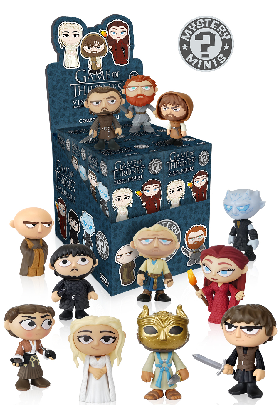 Game of Thrones - Mystery Minis Series 3 (Blind Box) image