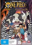 One Piece (uncut) Collection 35 (eps 422 - 433) on DVD