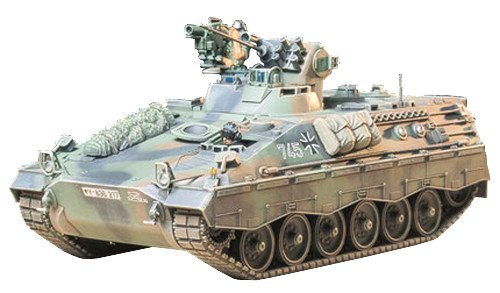 Tamiya 1/35 German ICV Marder 1A2 - Model Kit image