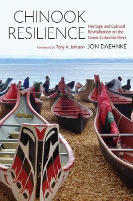 Chinook Resilience by Jon D Daehnke