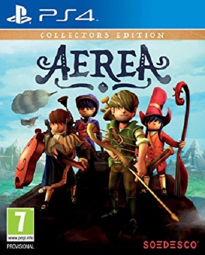 Aerea Collector's Edition for PS4