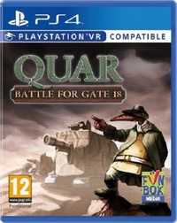 Quar: Battle for Gate 18 for PS4
