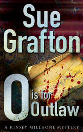 O is for Outlaw by Sue Grafton image