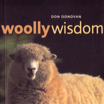 Woolly Wisdom by Don Donovan image