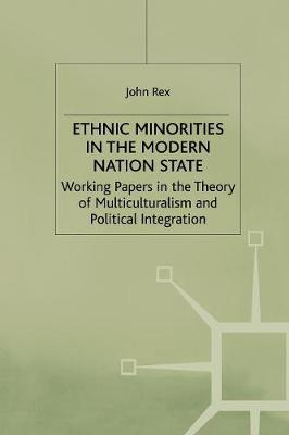 Ethnic Minorities in the Modern Nation State by John Rex