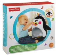 Fisher-Price: Go Baby Go! - Bat & Wobble Penguin