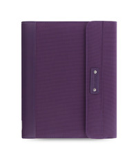 Filofax: Microfibre Wrap Large Tablet Case - Purple