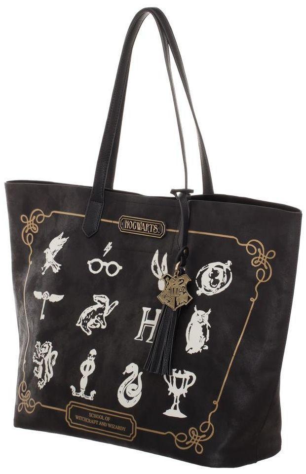 Harry Potter Back to Hogwarts Tote Bag image
