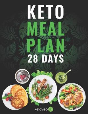 Keto Meal Plan 28 Days by Ketoveo