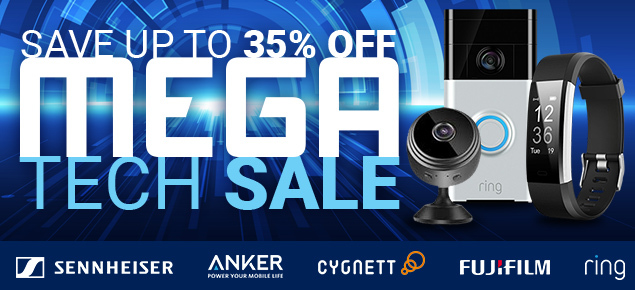 Mega Tech SALE!
