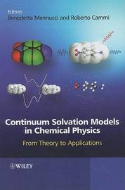 Continuum Solvation Models in Chemical Physics image
