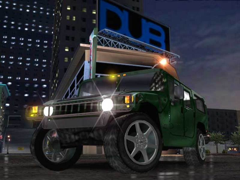 Midnight Club 3: DUB Edition for Xbox image