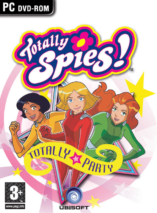 Totally Spies! Totally Party (Games 4U!) for PC Games