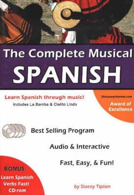 Complete Musical Spanish Set: Learn Spanish Through Music!