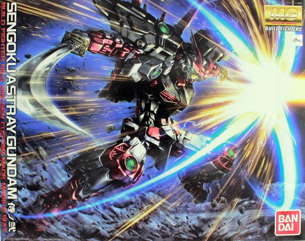 MG 1/100 Sengoku Astray Gundam - Model Kit