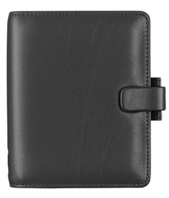 Filofax - Metropol Pocket Organiser - Black