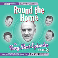 """""""Round the Horne"""": The Very Best Episodes: v. 3 by Barry Took image"""