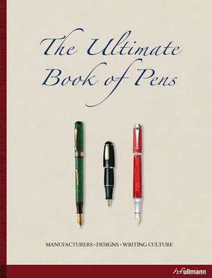 The Ultimate Book of Pens image