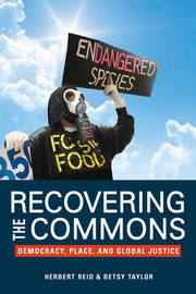 Recovering the Commons by Herbert G. Reid image