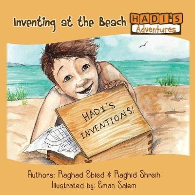 Hadi's Adventures - Inventing at the Beach by Raghad Ebied image