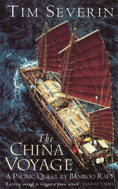 The China Voyage by Tim Severin image