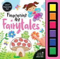 Finger Print Art Fairytales